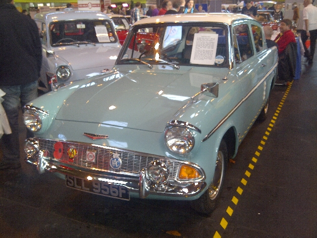 1967 Ford Anglia Super Saloon