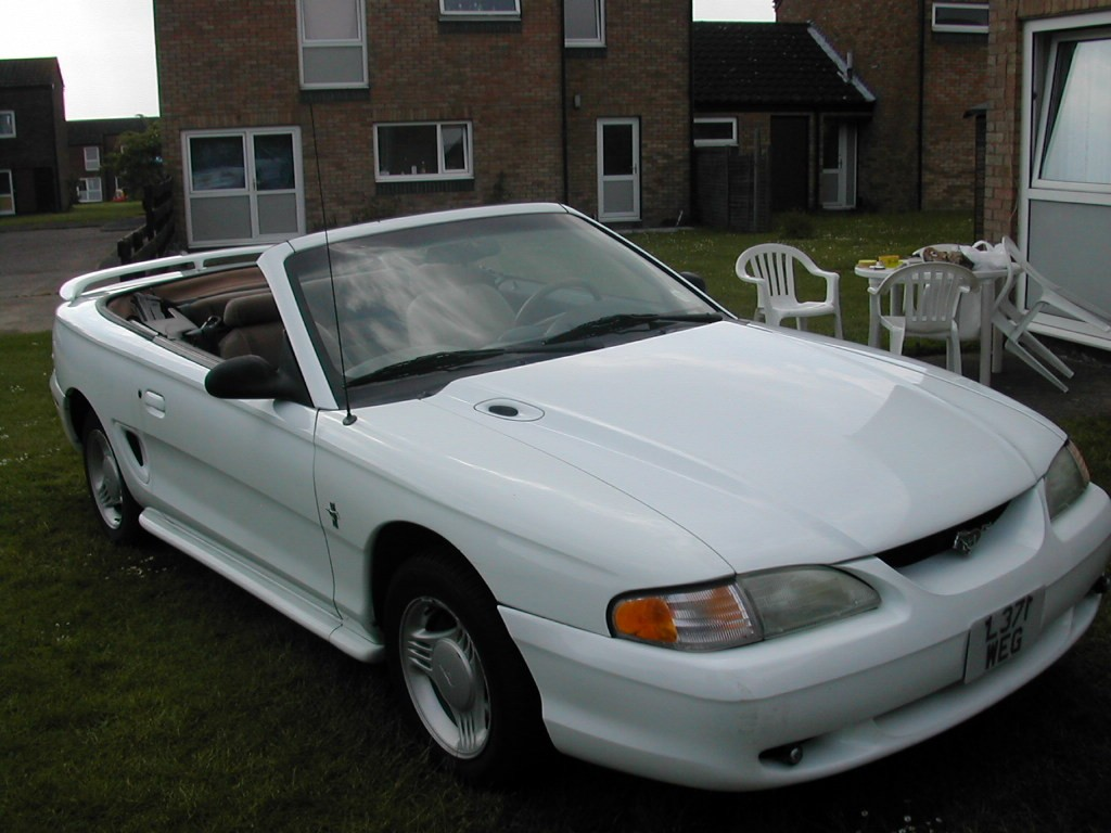 1994 Ford Mustang Convertible