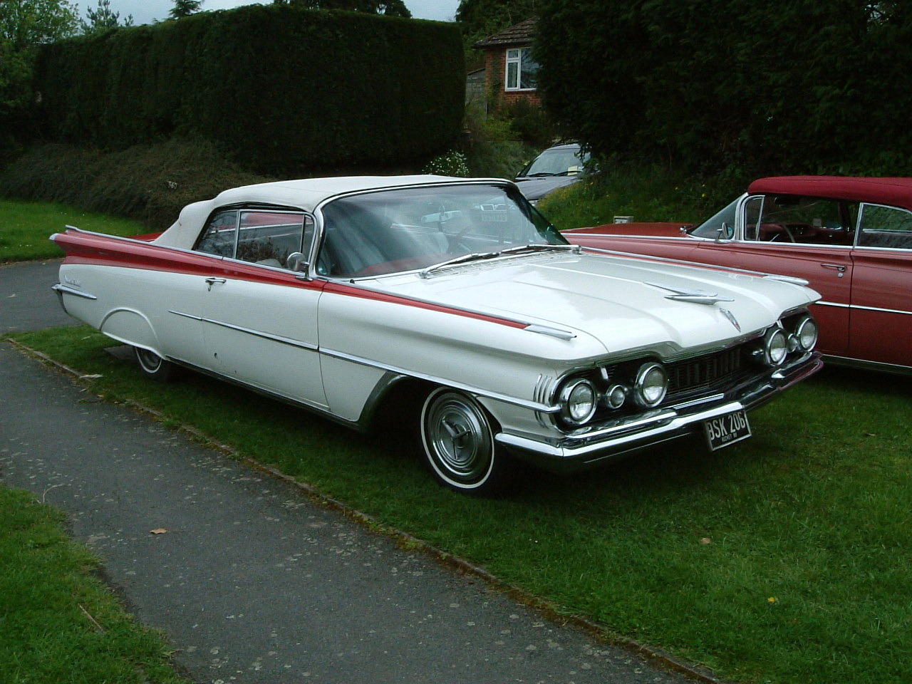 1959 Oldsmobile Ninety Eight Convertible